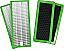Filterpaket WDH-988b
